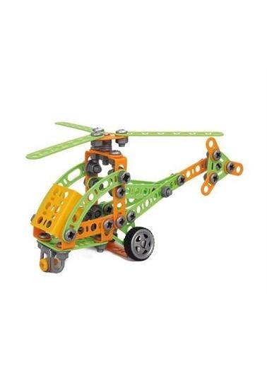 Polesie 83418  Tasarım Parçası Mucit-Helikopter Renkli
